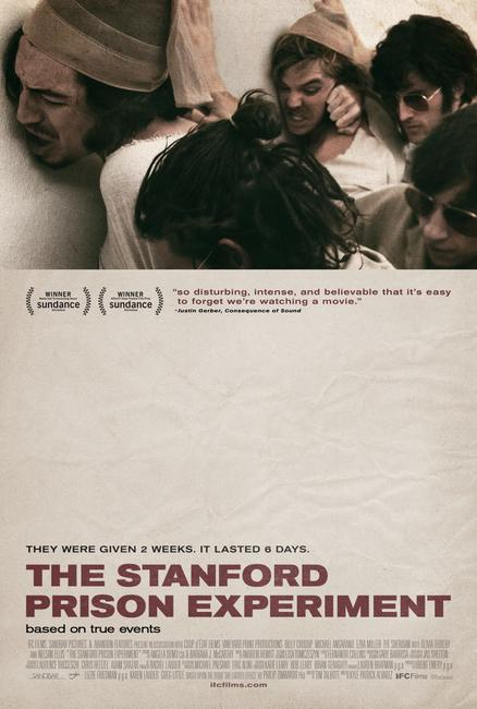 The Stanford Prison Experiment Photos + Posters