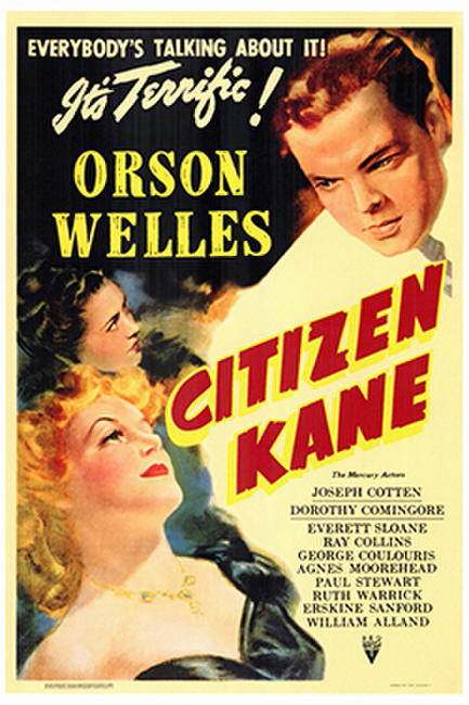 CITIZEN KANE / THE MAGNIFICENT AMBERSONS Photos + Posters