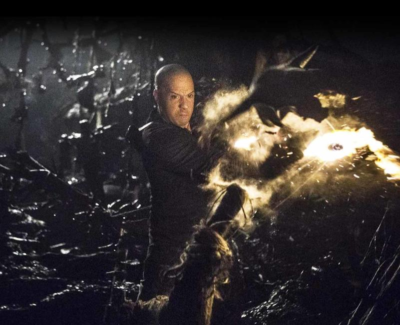 The Last Witch Hunter Photos + Posters