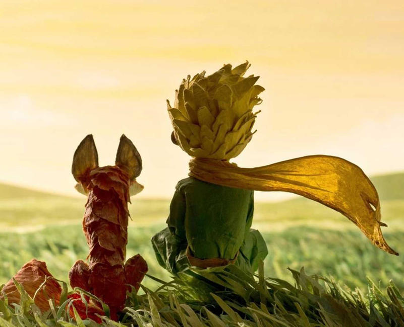 The Little Prince  Photos + Posters