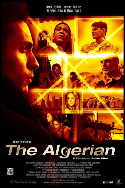 The Algerian Photos + Posters