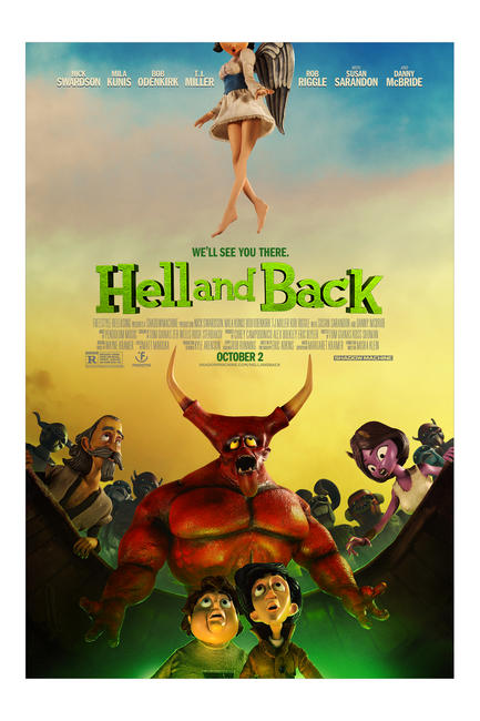 Hell & Back Photos + Posters
