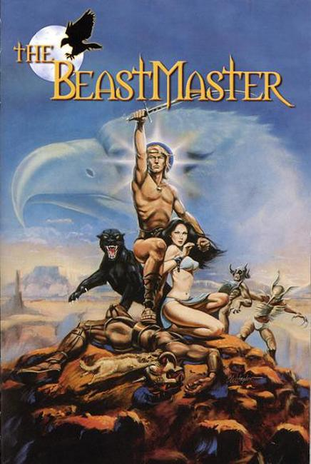 The Beastmaster / The Sword and the Sorcerer Photos + Posters