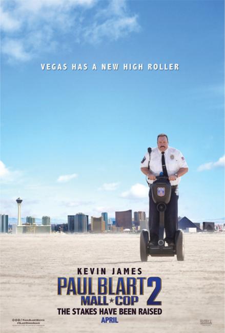 AMC Cares - Paul Blart: Mall Cop 2 Photos + Posters