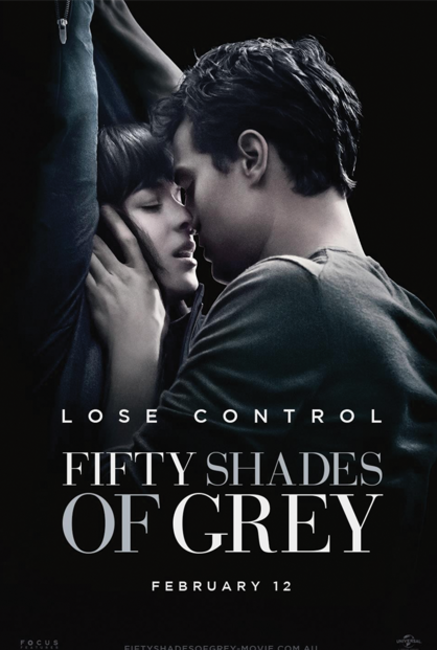 AMC Cares - Fifty Shades of Grey Photos + Posters