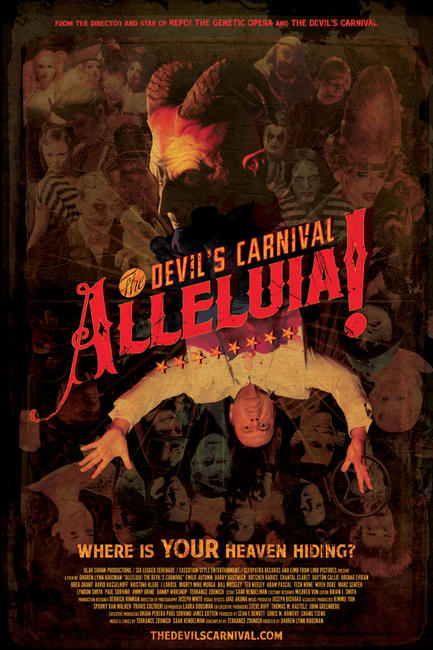Alleluia! The Devil's Carnival Photos + Posters