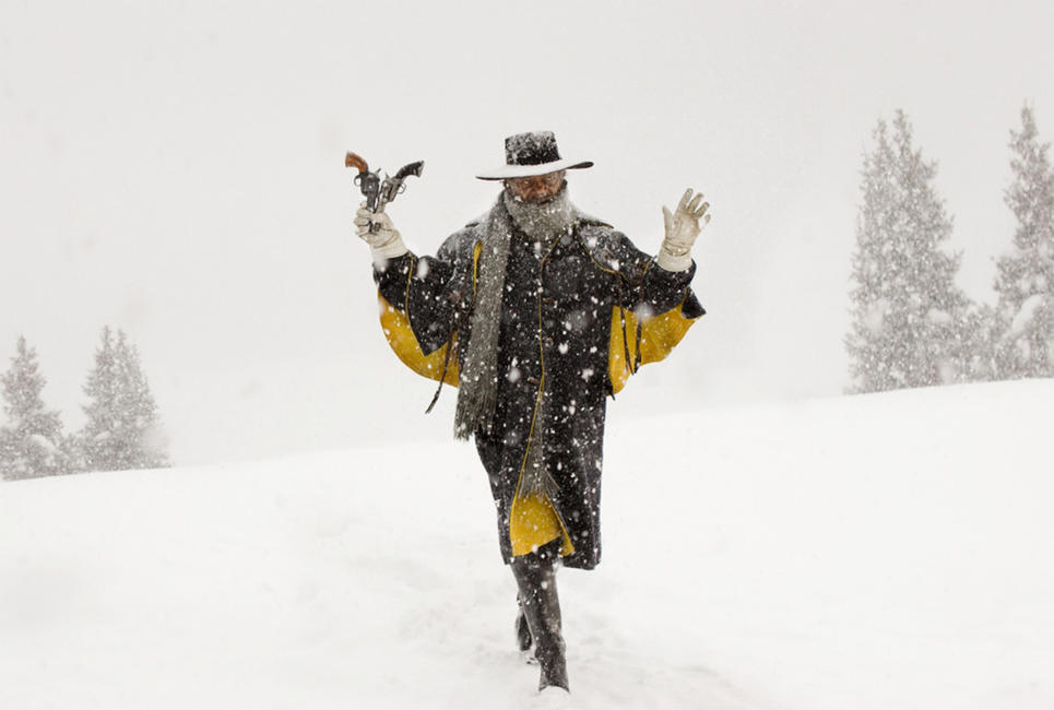 The Hateful Eight Photos + Posters