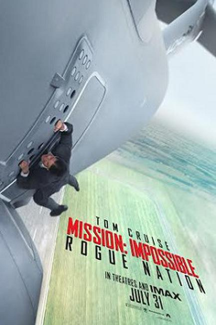 The Ultimate Mission: Impossible - Rogue Nation Experience Photos + Posters