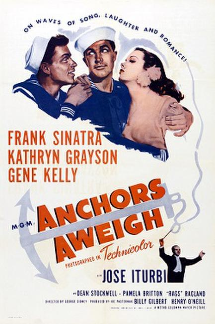 Cinema Cocktails: Anchors Aweigh Photos + Posters