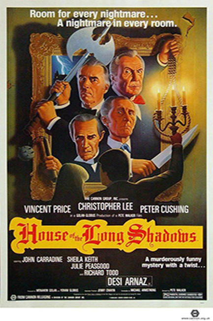 House of the Long Shadow / Schizo Photos + Posters