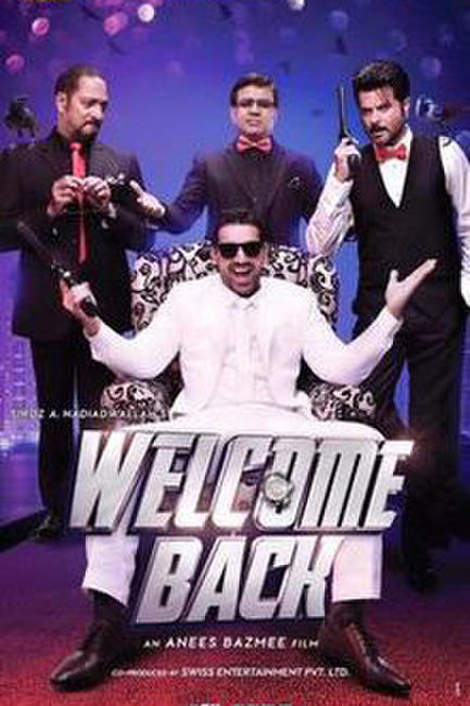 Welcome Back  Photos + Posters