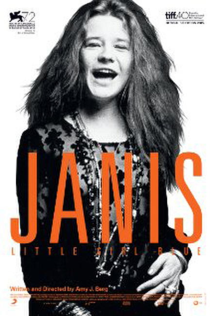 Janis: Little Girl Blue Photos + Posters