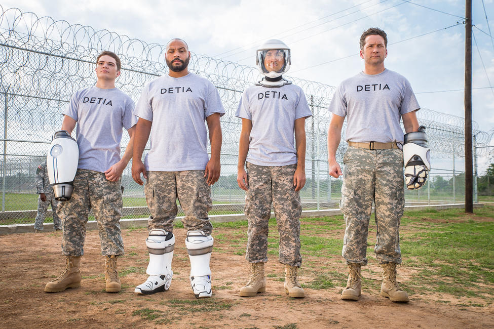 Lazer Team Photos + Posters