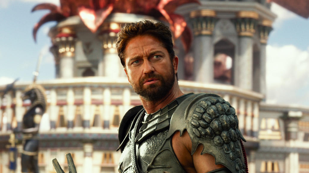 Gods of Egypt Photos + Posters