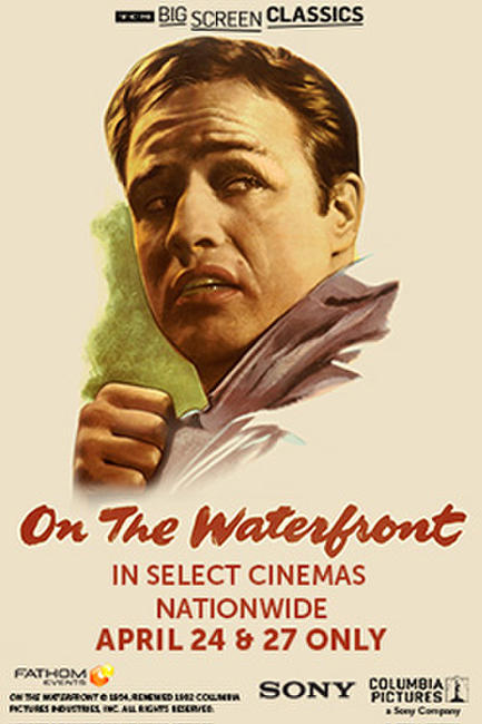 On the Waterfront (1954) presented by TCM Photos + Posters