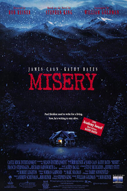 MISERY / THE SILENCE OF THE LAMBS Photos + Posters