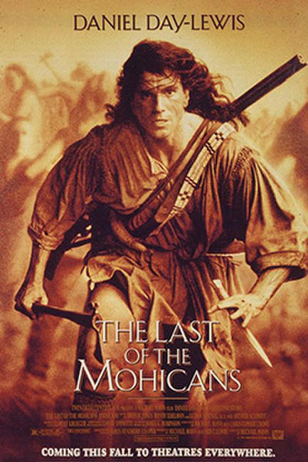 THE LAST OF THE MOHICANS / THE AGE OF INNOCENCE Photos + Posters