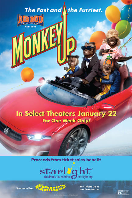 Monkey Up Photos + Posters