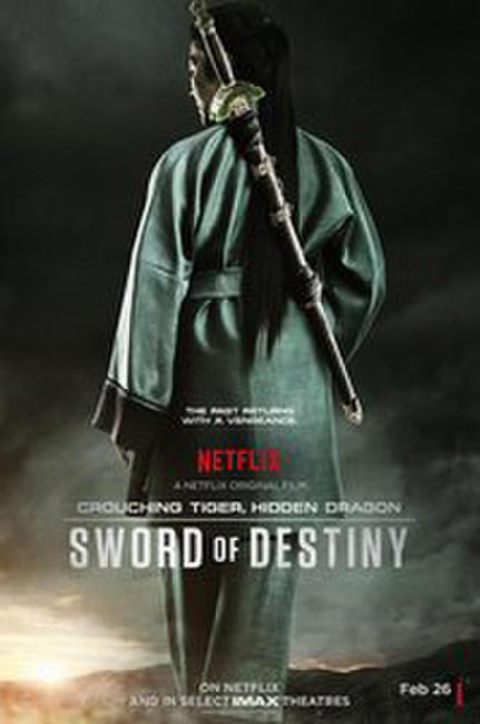 Crouching Tiger, Hidden Dragon: Sword of Destiny Photos + Posters