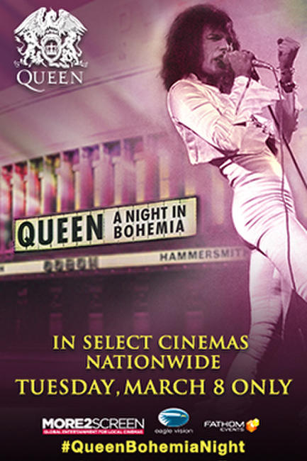 Queen: A Night in Bohemia Photos + Posters