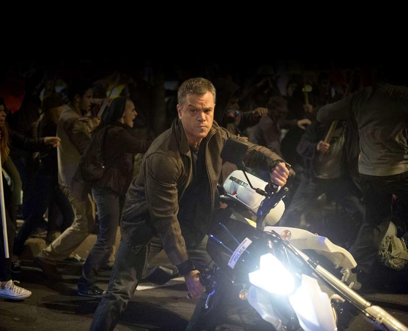 Jason Bourne Photos + Posters
