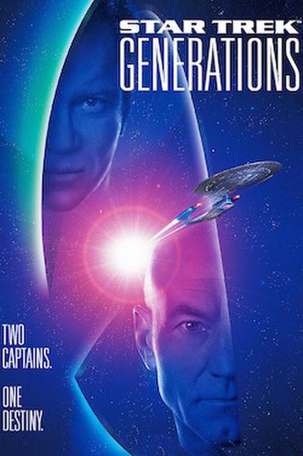 STAR TREK: GENERATIONS/STAR TREK: FIRST CONTACT Photos + Posters