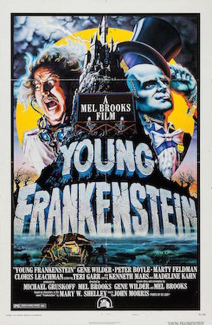 YOUNG FRANKENSTEIN/SON OF FRANKENSTEIN Photos + Posters