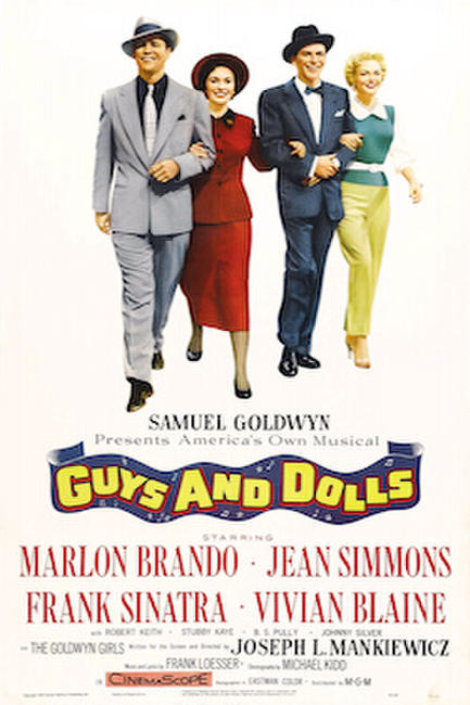 The Hollywood Musical By Design/Guys and Dolls Photos + Posters