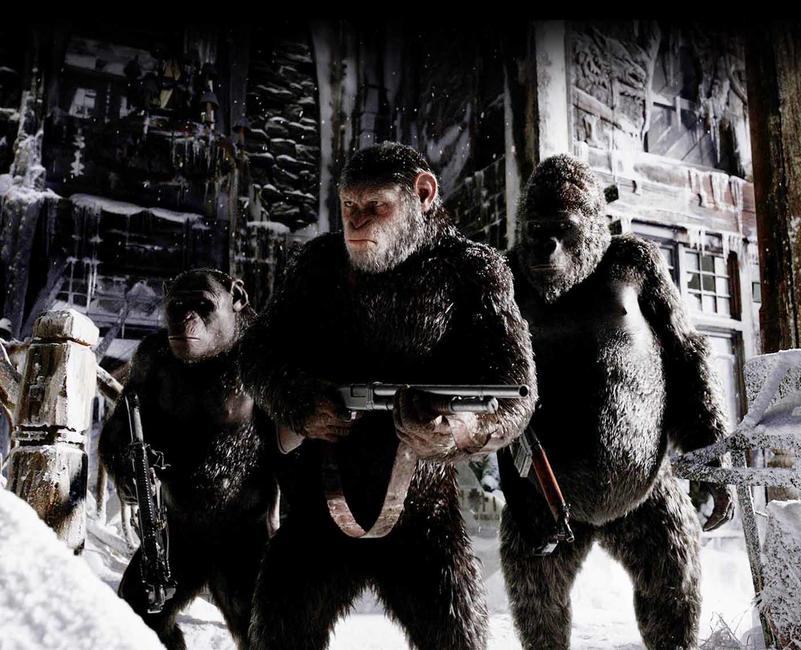 War for the Planet of the Apes (2017) Photos + Posters