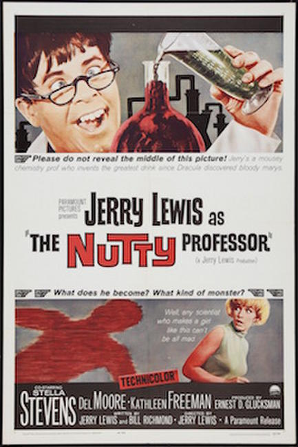 The Nutty Professor/ The Ladies Man Photos + Posters