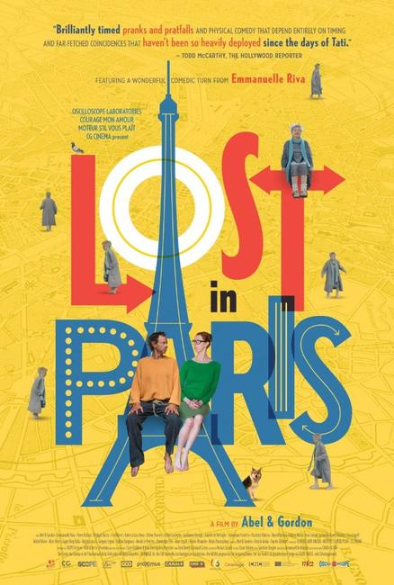 Lost in Paris Photos + Posters