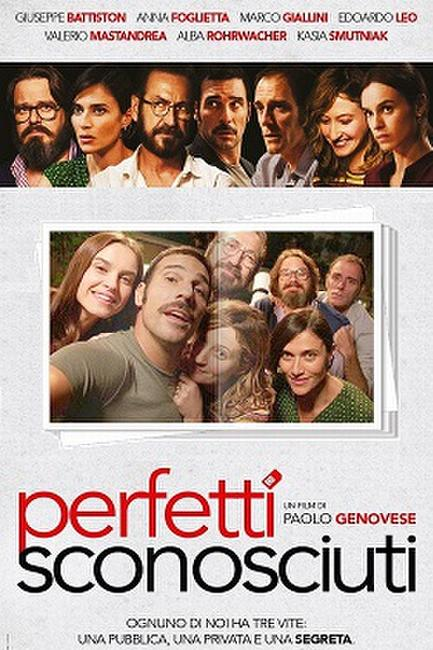 Perfect Strangers/Indivisible Photos + Posters