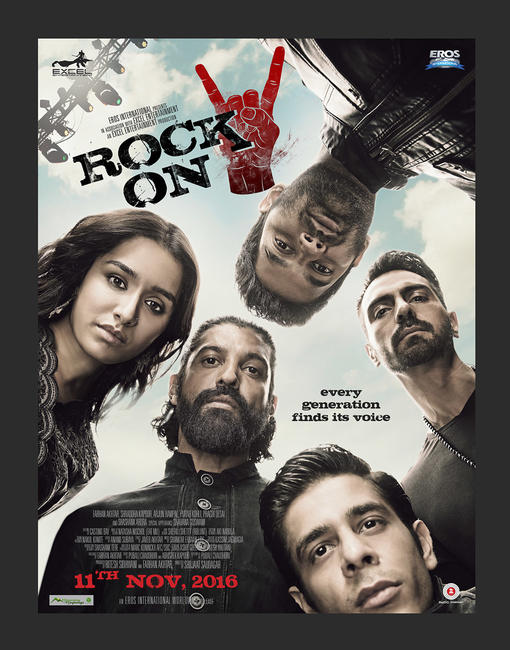 Rock On 2 Photos + Posters