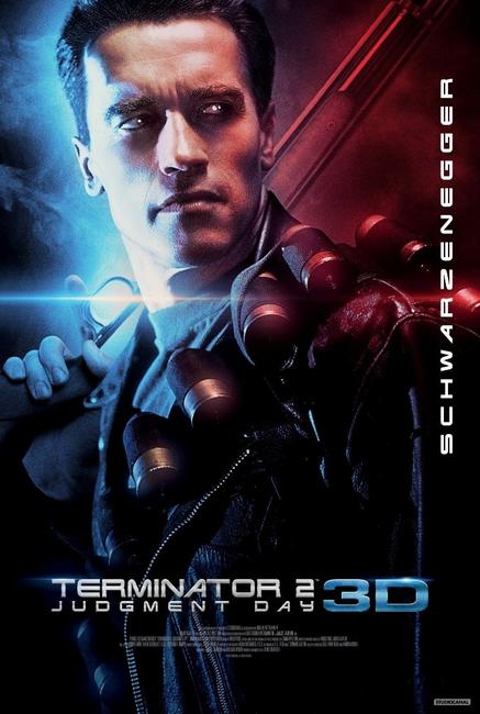 Terminator 2: Judgment Day 3D Photos + Posters
