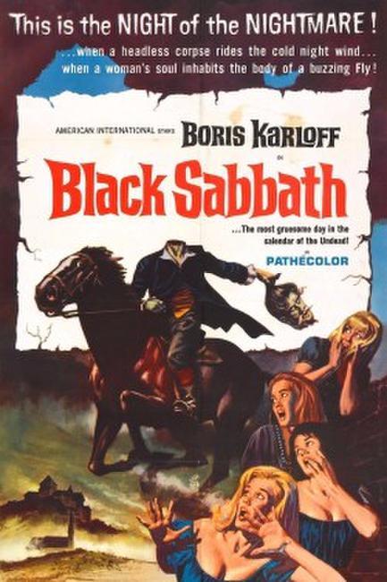 BLACK SABBATH/KILL, BABY…KILL! Photos + Posters