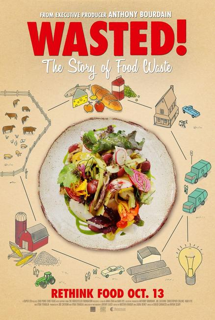 Wasted! The Story of Food Waste Photos + Posters