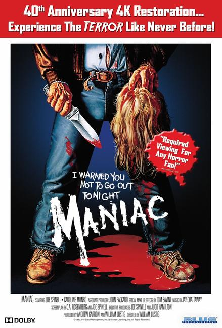 Maniac (1980) Photos + Posters