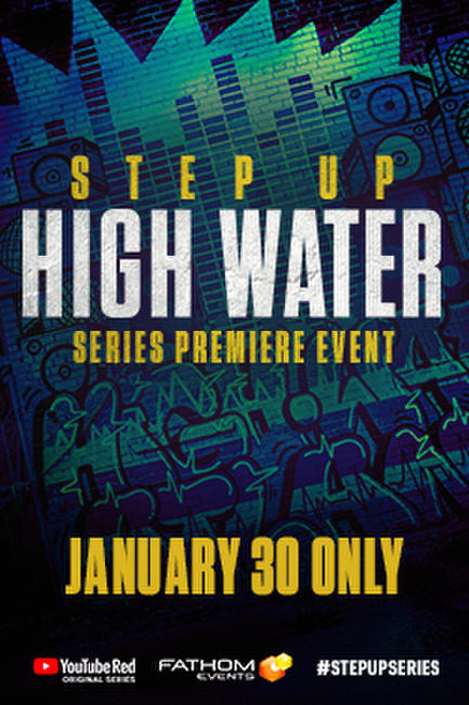 Step Up: High Water Premiere Photos + Posters