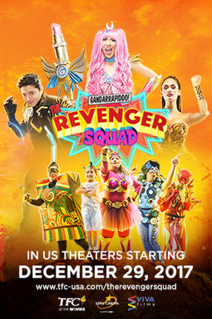 The Revenger Squad Photos + Posters