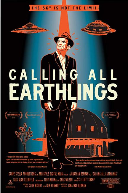 Calling All Earthlings Photos + Posters