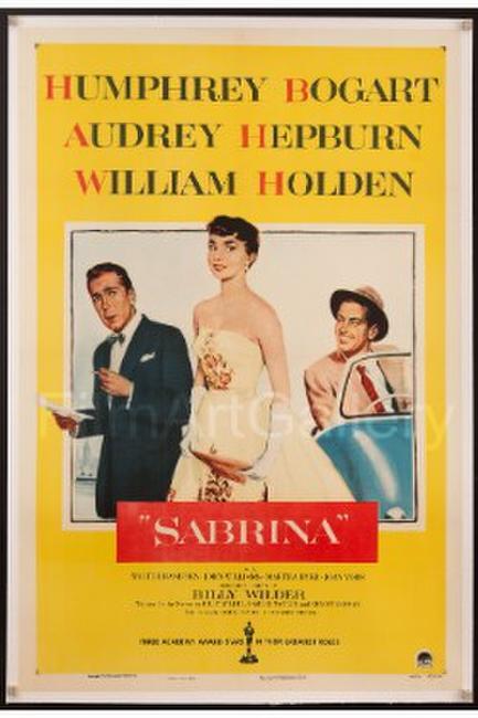 SABRINA/THE CAINE MUTINY Photos + Posters
