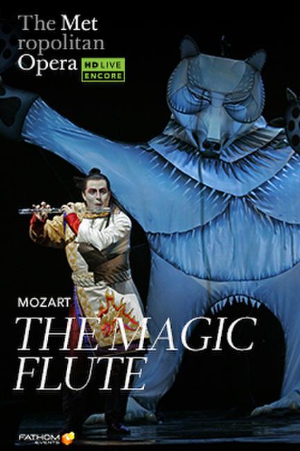 The Metropolitan Opera: The Magic Flute Special Encore Photos + Posters
