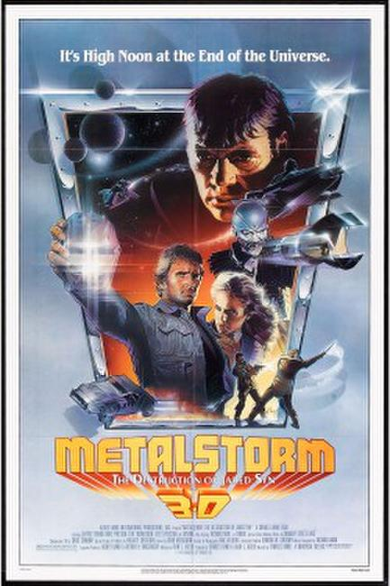 METALSTORM: THE DESTRUCTION OF JARED-SYN 3D/ ROTTWEILE 3D Photos + Posters