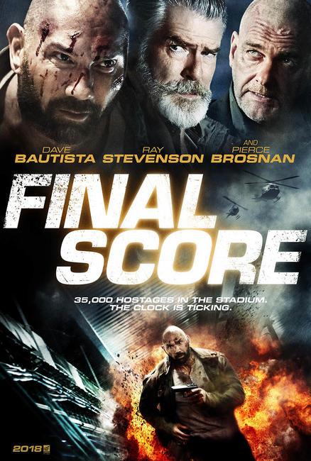 Final Score (2018) Photos + Posters