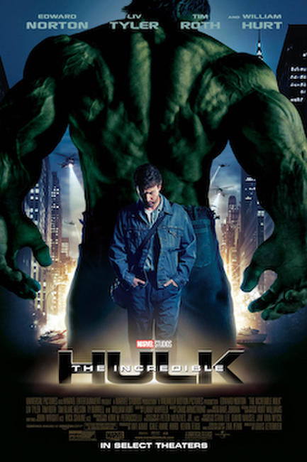 Marvel Studios 10th: The Incredible Hulk: The IMAX Experience Photos + Posters
