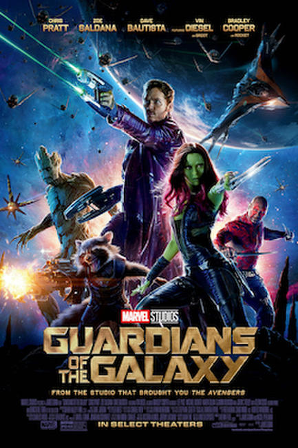 Marvel Studios 10th: Guardians of the Galaxy: An IMAX 3D Experience Photos + Posters