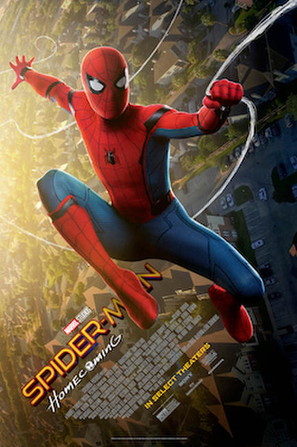 Marvel Studios 10th: Spider-Man: Homecoming: The IMAX Experience Photos + Posters