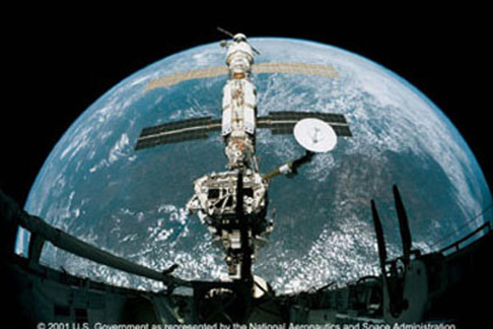 Space Station 3D (2002) Photos + Posters