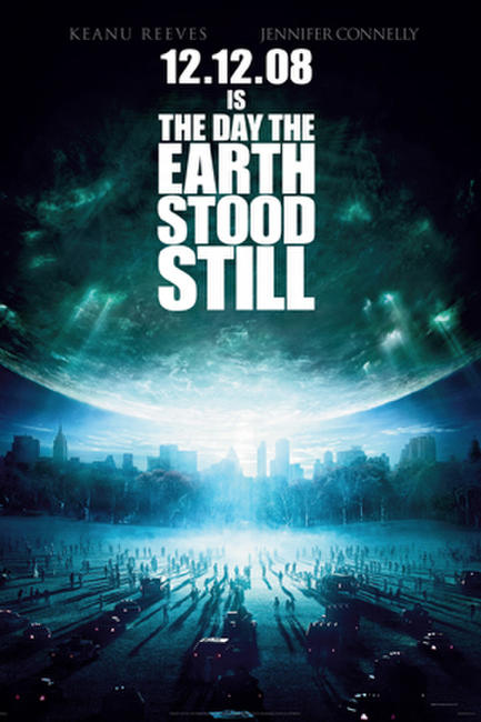 The Day the Earth Stood Still: The IMAX Experience Photos + Posters