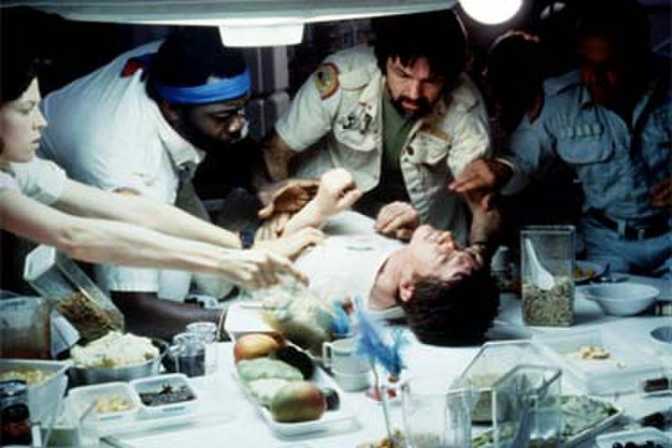 Alien: The Director's Cut - DLP (Digital Projection) Photos + Posters